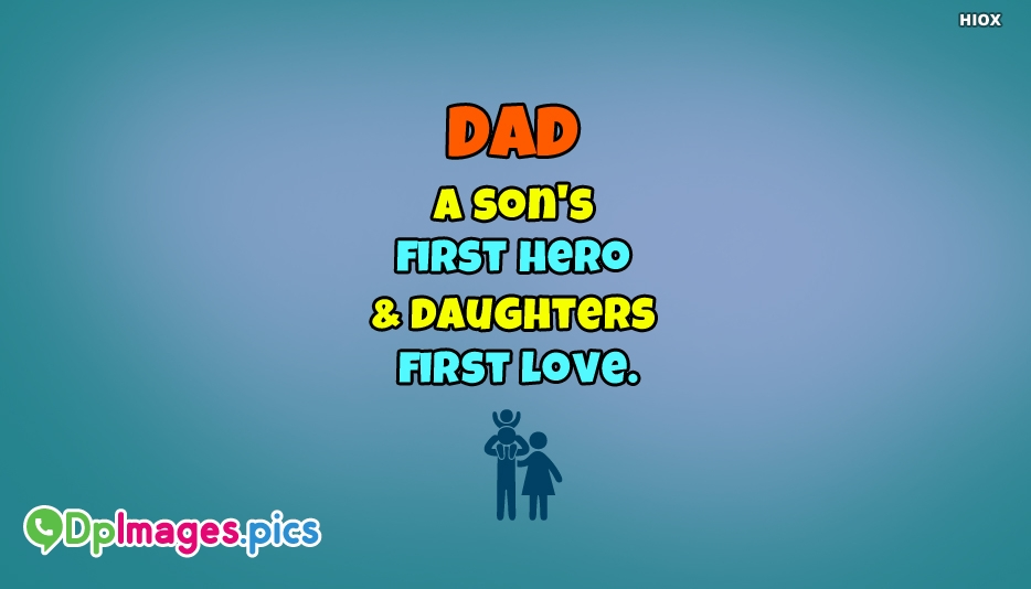 Whatsapp DP Images For Dad