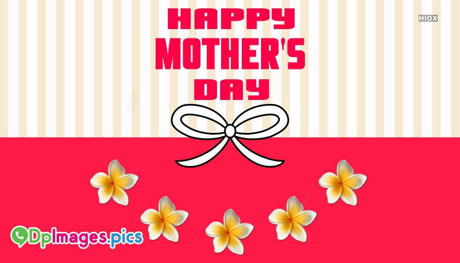 I Love You Mom Whatsapp DP, Status Images For Mother