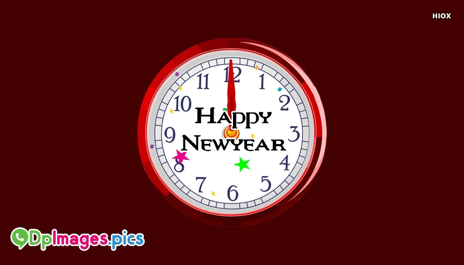 Happy New Year Dp Images 2020