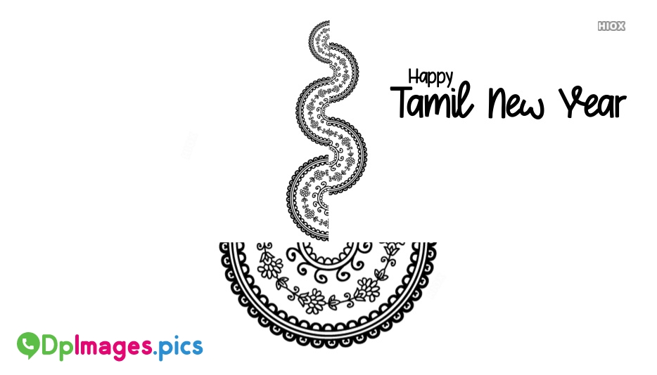 Happy Tamil New Year Dp