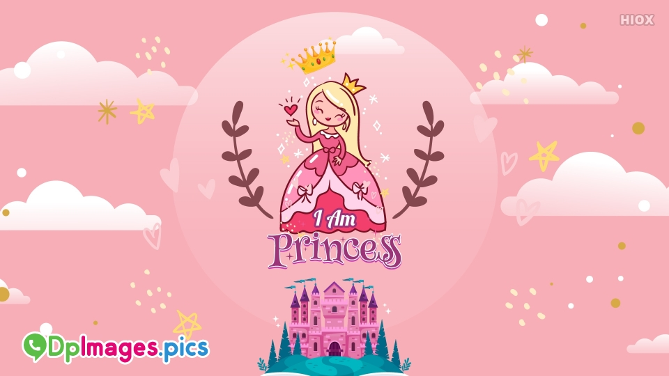 Beautiful Princess Profile Pictures, Whatsapp DP Images