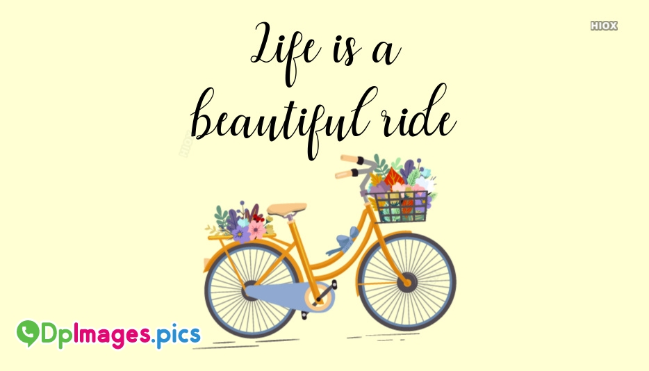 Life Is A Beautiful Ride