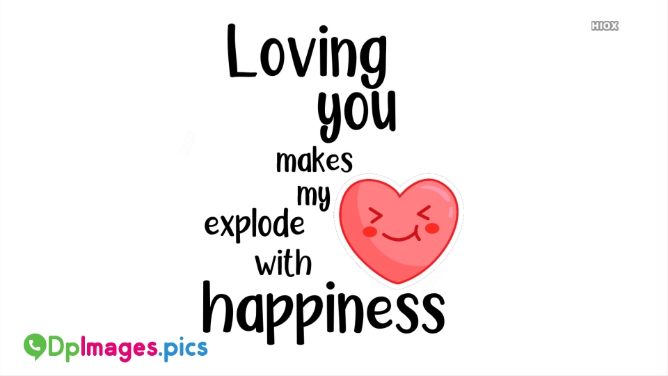 Love Happiness Dp