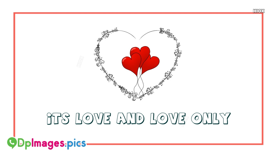 Love Whatsapp Dp Download