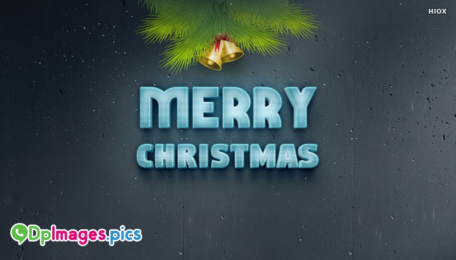 Whatsapp Dp for Merry Christmas | Merry Christmas Dp Images