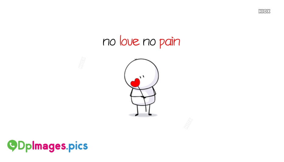 No Love No Pain Dp