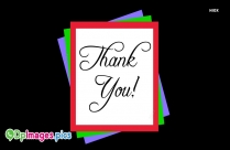 Dp For Thank You