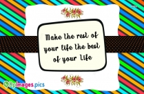 Life Quotes Wallpaper