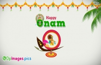 Happy Onam Dp For Whatsapp