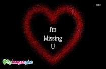 Miss You Hearts Dp
