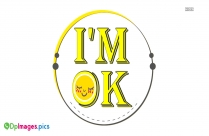 I Am Okay DP Image