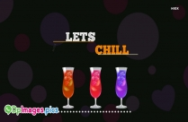 Lets Chill Image