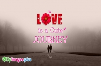 Love Is A Cute Journey