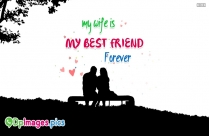 My Wife Is My Best Friend Forever