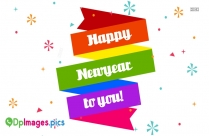 Happy New Year Dp For Whatsapp