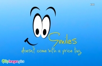 Smiles Doesn