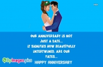 Whatsapp Dp For Wedding Anniversary