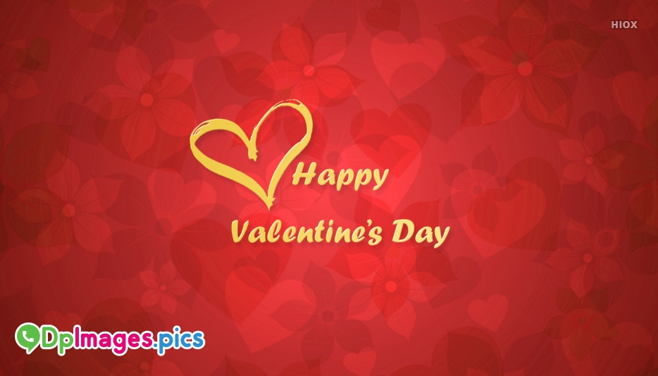 Download Valentines Day DP Images, Pictures For Whatsapp, Facebook